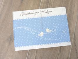 Gästebuch zur Hochzeit - Lovebirds