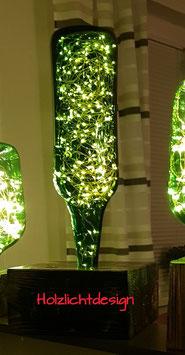 """Sonderedition """"Carlsberg"""" Flasche mit LED - Einzelzstück"""