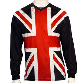 """Jersey """"UNION JACK BLACK"""""""