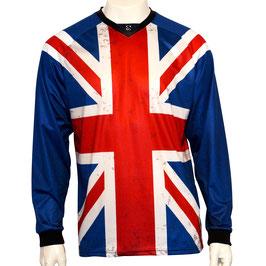 """Jersey """"UNION JACK BLUE"""""""