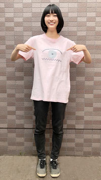 Tシャツ pink