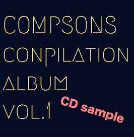 COMPSONS compilation album vol.1
