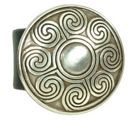 "LEDERRING ""CELTIC"""