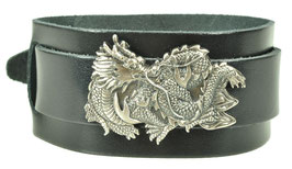 "LEDERARMBAND ""DRAGONS"""