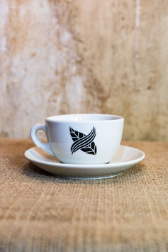 Latte-Tasse