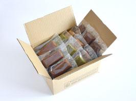 【20%オフ】選べる箱なし低糖質スイーツ(簡易包装/18個入)