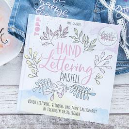 Handlettering Pastell