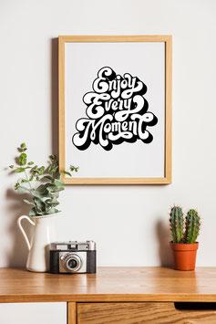 Poster Enjoy
