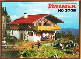 Vollmer H0 3702 Haus Alpenrose