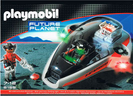 Playmobil 5155 Future Planet Darkster Speed Glider