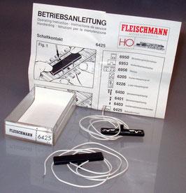 Fleischmann 6425 H0 + N Schaltkontakt, 2 Stk. mit Anleitung
