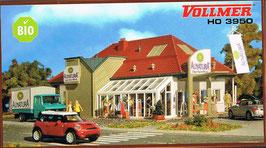 Vollmer H0 3950 Alnatura Super-Natur-Markt