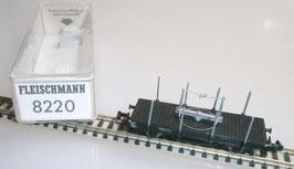 Fleischmann N 8220 Drehschemelwagen Bauart H 10