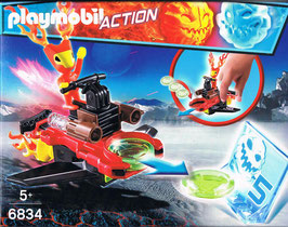 Playmobil 6834 Sparky mit Disc-Shooter