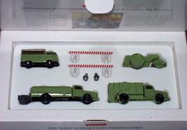 Wiking 9905552, Wirtschaftswunderjahre auf deutschen Bahnhöfen