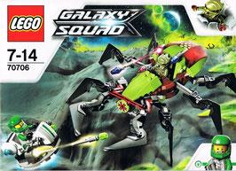 Lego 70706 Galaxy Squad Weltraum Krabbler