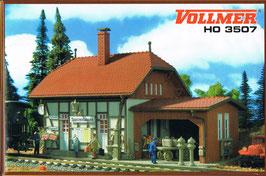 Vollmer H0 3507 Haltepunkt Spatzenhausen