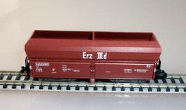 Fleischmann 8520 N Erz IIId Großraum Selbstentladewagen der Deutschen Bundesbahn