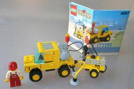 Lego System 6667 Straßenabau-Reparatur-Wagen