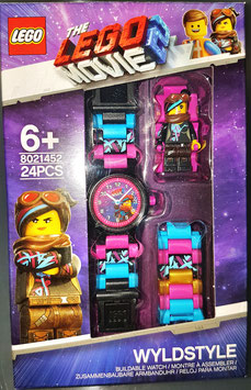 Lego Movie 2 Kinderuhr Wyldstyle 8021452