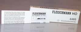 Fleischmann H0 6465 Innenbeleuchtung f. Postwagen 5060 mit Anleitung