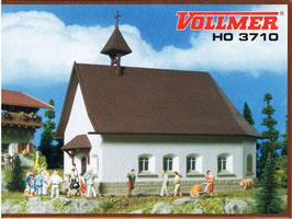 """Vollmer H0 3710 Kapelle am """"Schweineberg"""""""