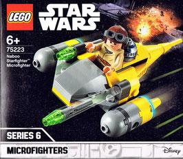 Lego Star Wars 75223 Naboo Starfighter