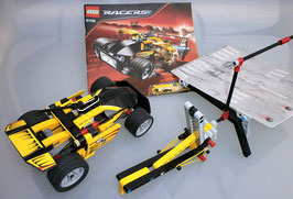 Lego Racers 8166 Wing Jumper
