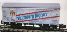 Roco 2321 B Güterwagen Bierwagen Fürstenberg Pilsener der Deutschen Bundesbahn