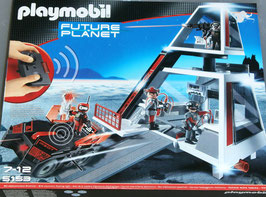 Playmobil 5153 Future Planet, Darksters Tower Station