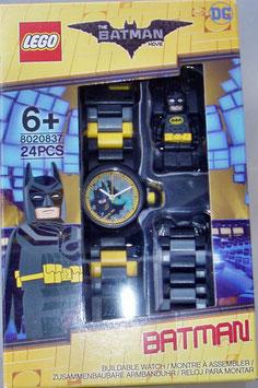 Lego Batman Kinder Armbanduhr mit Minifigur