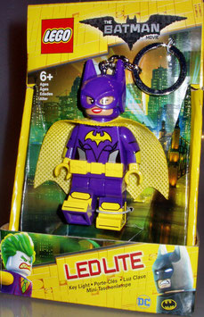 Lego Batgirl Mini-Taschenlampe
