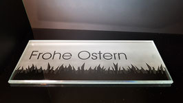 Frohe Ostern - (4) - Scheibe