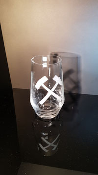 Schlägel & Eisen - Trinkglas