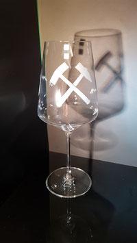 Hammer & Schlägel - Rotweinglas