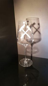 Hammer & Schlägel - Weißweinglas
