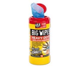 Reinigungstücher Big Wipes Heavy Duty
