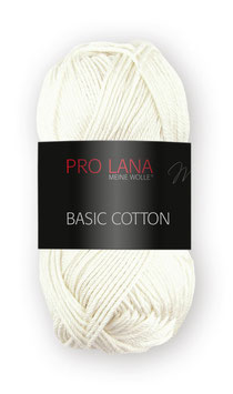 Pro Lana Basic Cotton - Farbnr. 02