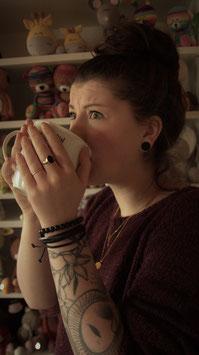 Koffeinüberschuss für LaCritza