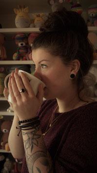Milchkaffee für LaCritza