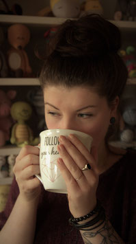 Kleiner Kaffee für LaCritza