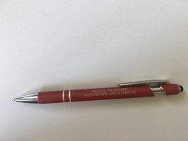 Soft-Touch-Kugelschreiber mit Stylus