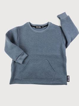 Pullover Kind Blau