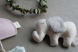 Baby-Rassel Elefant Emil - Lilli-Marleen