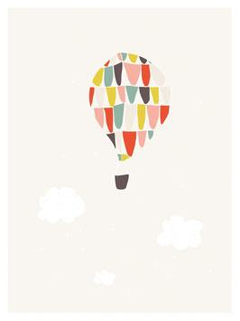 Ballon Poster von Trixie