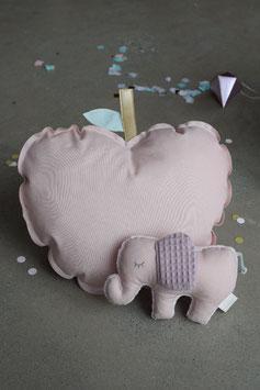 Baby-Rassel Elefant Lotta - Lilli-Marleen