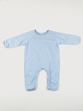 Overall Babyblau