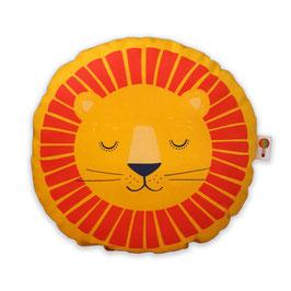 Kleines Kissen Löwe