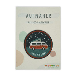 Aufnäher Camper 'Under The Stars'