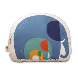 Kleines Kissen Elefanten